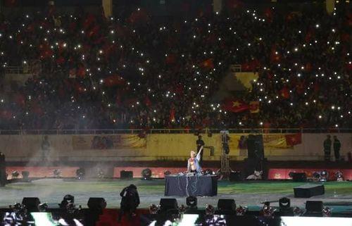 Đêm Gala chào đón U23 Việt Nam tại Mỹ Đình - Ảnh 9