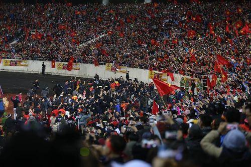 Đêm Gala chào đón U23 Việt Nam tại Mỹ Đình - Ảnh 4