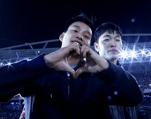 Đêm Gala chào đón U23 Việt Nam tại Mỹ Đình - Ảnh 1