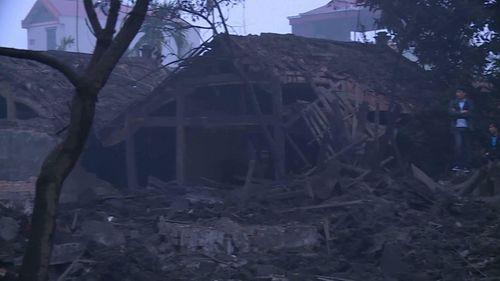 Hiện trường vụ nổ kinh hoàng ở Bắc Ninh, 2 người tử vong - Ảnh 3