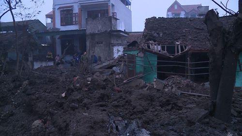 Hiện trường vụ nổ kinh hoàng ở Bắc Ninh, 2 người tử vong - Ảnh 5