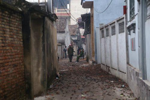 Hiện trường vụ nổ kinh hoàng ở Bắc Ninh, 2 người tử vong - Ảnh 2