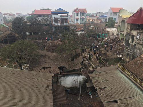 Hiện trường vụ nổ kinh hoàng ở Bắc Ninh, 2 người tử vong - Ảnh 4