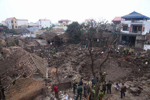 Vụ nổ kinh hoàng ở Bắc Ninh: Danh tính nạn nhân - Ảnh 1