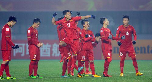 Hà Nội khen thưởng đột xuất Quang Hải và 5 cầu thủ U23 Việt Nam - Ảnh 1