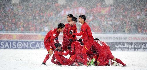 Đội tuyển U23 Việt Nam nhận được gần 24 tỷ đồng tiền thưởng - Ảnh 1