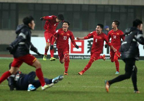 Cầu thủ U23 Việt Nam được nhận thưởng từ 500 triệu đến 1,5 tỷ đồng? - Ảnh 1
