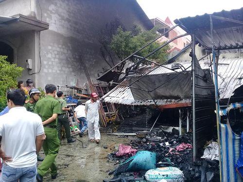 Tin tức thời sự 24h mới nhất ngày 12/10/2018: Cụ bà 86 tuổi tử vong trong ngôi nhà cháy - Ảnh 1