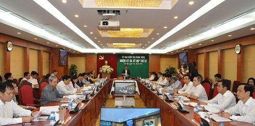 Ủy ban kiểm tra Trung ương đề nghị xem xét, thi hành kỷ luật ông Tất Thành Cang - Ảnh 1