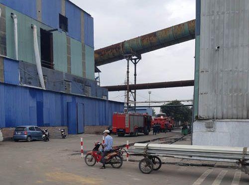 Nổ nhà máy thép ở Hải Phòng, 1 người chết, 11 người bị thương - Ảnh 1