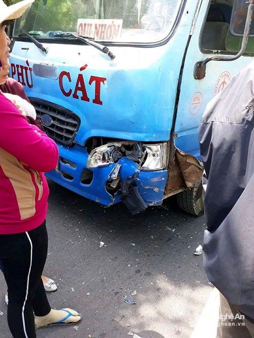 Chạy xe máy từ Sài Gòn về Nghệ An ăn Tết, 2 thanh niên gặp nạn thương vong - Ảnh 1