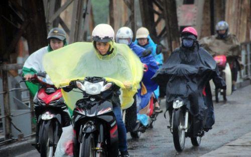 Miền Bắc đón không khí lạnh tăng cường, Hà Nội mưa rét - Ảnh 1