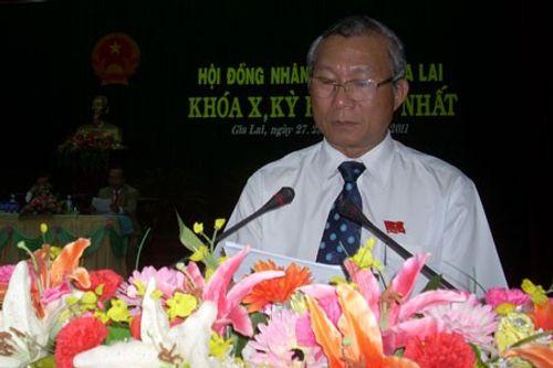 Hủy quyết định bổ nhiệm con trai nguyên Chủ tịch UBND tỉnh Gia Lai - Ảnh 1