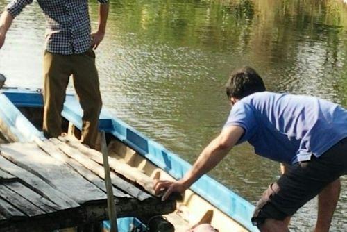 Phát hiện thi thể người đàn ông nổi trên sông - Ảnh 1