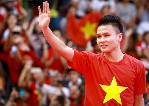Cầu thủ U23 Việt Nam được phát 10 triệu đồng tiền thưởng - Ảnh 1