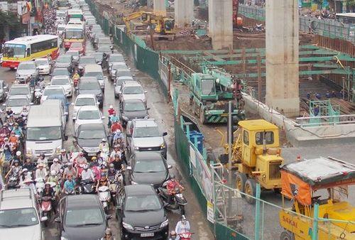 Hà Nội cấm đào đường để chống ùn tắc dịp Tết - Ảnh 1