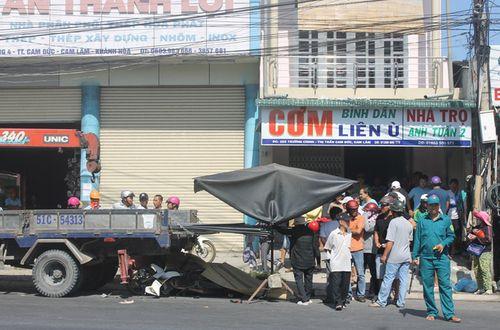 Tai nạn giao thông, đôi nam nữ chết thảm - Ảnh 1
