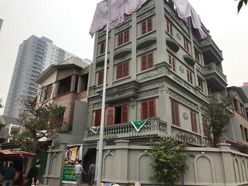 Phá dỡ phần biệt thự sai phép của ông Nguyễn Thanh Hóa - Ảnh 2