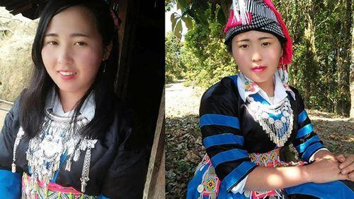 """2 nữ sinh xinh đẹp mất tích khi đi tìm """"chồng sắp cưới qua mạng"""" - Ảnh 1"""