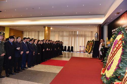 Lễ viếng nguyên Thủ tướng Phan Văn Khải - Ảnh 5
