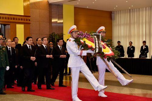 Lễ viếng nguyên Thủ tướng Phan Văn Khải - Ảnh 7