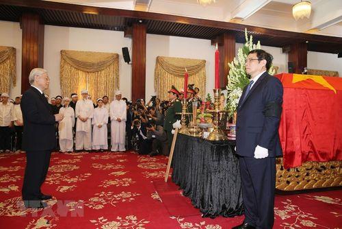 Hình ảnh Quốc tang nguyên Thủ tướng Chính phủ Phan Văn Khải - Ảnh 2