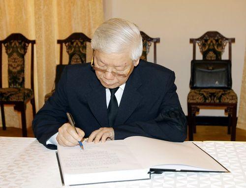Hình ảnh Quốc tang nguyên Thủ tướng Chính phủ Phan Văn Khải - Ảnh 5