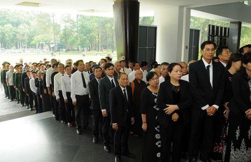 Hình ảnh Quốc tang nguyên Thủ tướng Chính phủ Phan Văn Khải - Ảnh 10