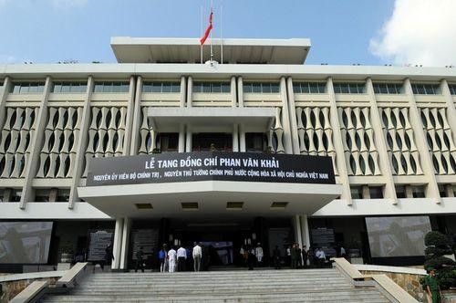 Hình ảnh Quốc tang nguyên Thủ tướng Chính phủ Phan Văn Khải - Ảnh 11