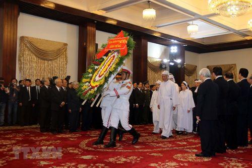 Hình ảnh Quốc tang nguyên Thủ tướng Chính phủ Phan Văn Khải - Ảnh 9