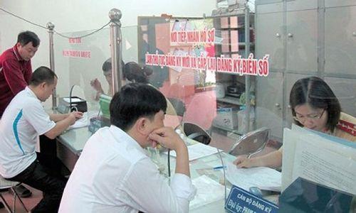 Bộ Công an hướng dẫn thủ tục làm lại giấy đăng ký xe máy - Ảnh 1
