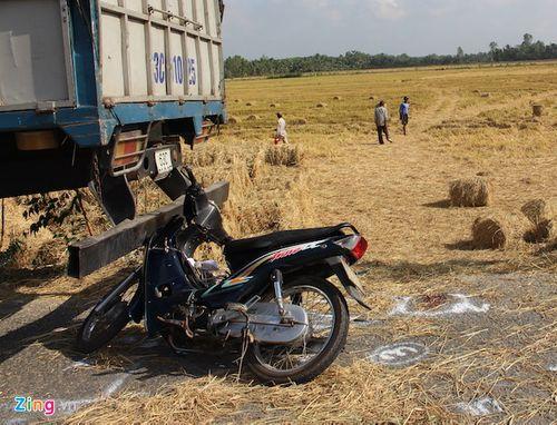 Tai nạn giao thông, người phụ nữ 33 tuổi tử vong - Ảnh 1