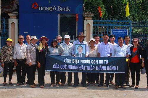 Cố Thủ tướng Phan Văn Khải về với đất mẹ trong niềm tiếc thương vô hạn - Ảnh 1