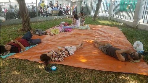 Hiện trường vụ cháy chung cư ở Sài Gòn, 13 người chết - Ảnh 10