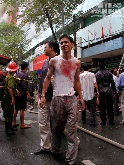 Nhìn lại những vụ cháy chung cư kinh hoàng tại Việt Nam - Ảnh 2