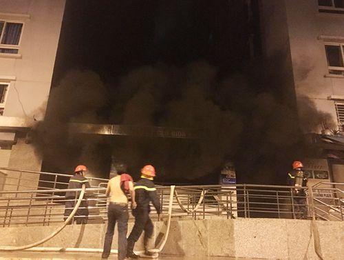 Cháy chung cư cao cấp ở Sài Gòn, 13 người chết, 14 người bị thương - Ảnh 2