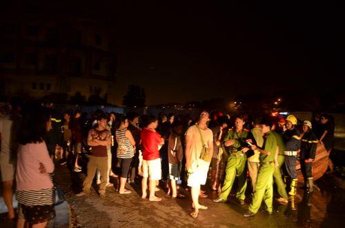 Nhìn lại những vụ cháy chung cư kinh hoàng tại Việt Nam - Ảnh 5