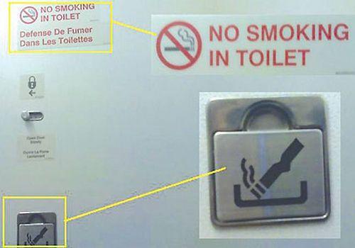 Nữ sinh hút thuốc trên máy bay bị phạt 2 triệu đồng - Ảnh 1