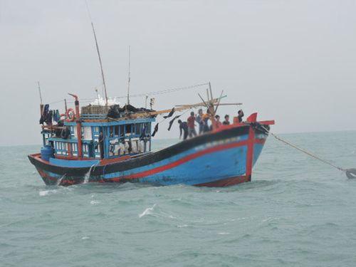7 ngư dân miền Tây mất liên lạc bất thường - Ảnh 1