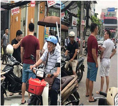 Video: Châu Việt Cường hành hung người sau va chạm giao thông - Ảnh 1
