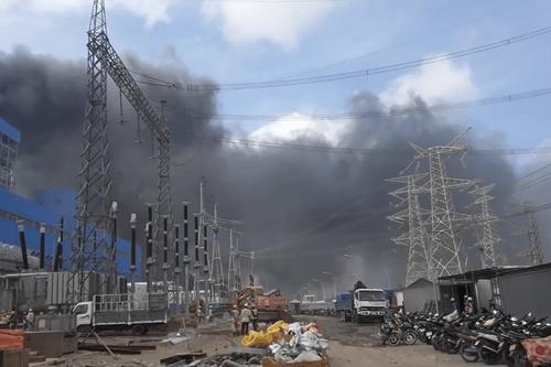 Nguyên nhân ban đầu vụ cháy Nhiệt điện Duyên Hải 3 - Ảnh 1