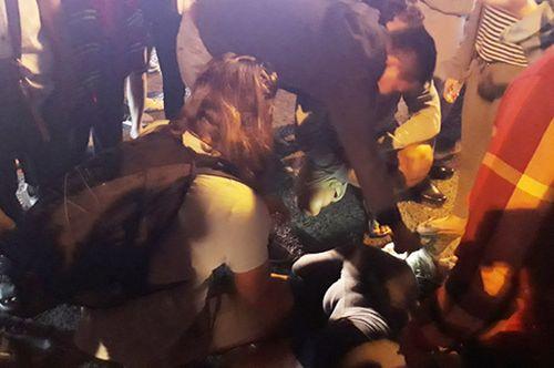 Vụ du khách Việt kiều bị đánh ngất xỉu tại chợ đêm Đà Lạt: Đình chỉ quán ăn - Ảnh 1