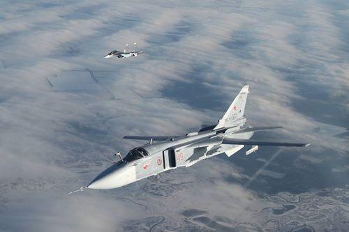 Nga tiến hành 30 đợt không kích khủng bố ở Idlib - Ảnh 1