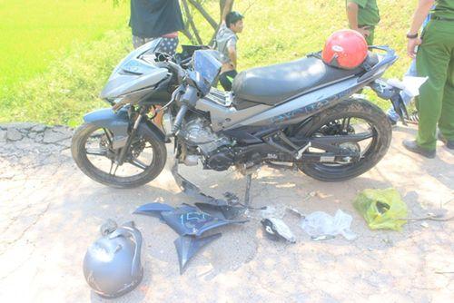 Tai nạn giao thông ở Quảng Bình, 2 thanh niên tử vong - Ảnh 1