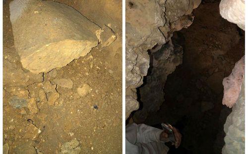 """Sự thật tìm thấy """"kho báu"""" 1 tấn vàng trong hang đá ở Hòa Bình - Ảnh 1"""