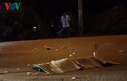 2 thanh niên tử vong sau cú đâm trực diện vào ô tô - Ảnh 1