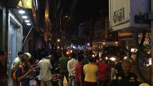 """Bộ Công an vào cuộc điều tra vụ 2 """"hiệp sĩ"""" ở Sài Gòn bị đâm chết - Ảnh 1"""