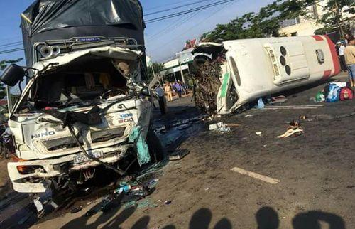 Tai nạn giao thông ở Lâm Đồng, 11 người thương vong - Ảnh 2