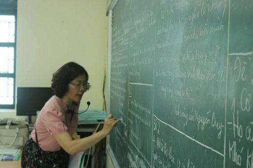 Giáo viên hướng dẫn cách ôn tập hiệu quả môn Văn thi lên lớp 10 - Ảnh 1