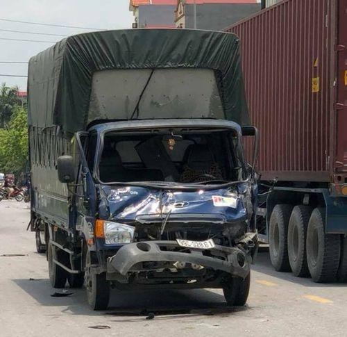 Tin tai nạn giao thông mới nhất ngày 21/5/2018 - Ảnh 1